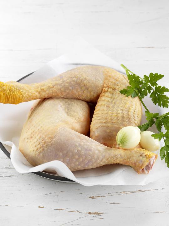 Cuisses de poulet 1