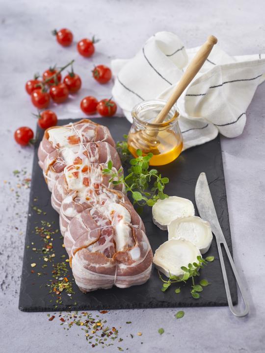Filet mignon au Chèvre, au Roquefort ou Savoyard